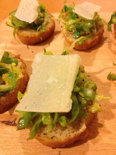 brussel sprout crostini 2